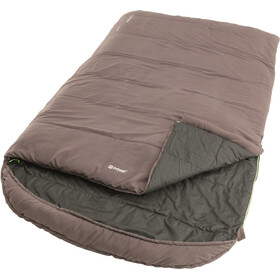 Outwell Campion Lux Double Sacos de dormir, brown